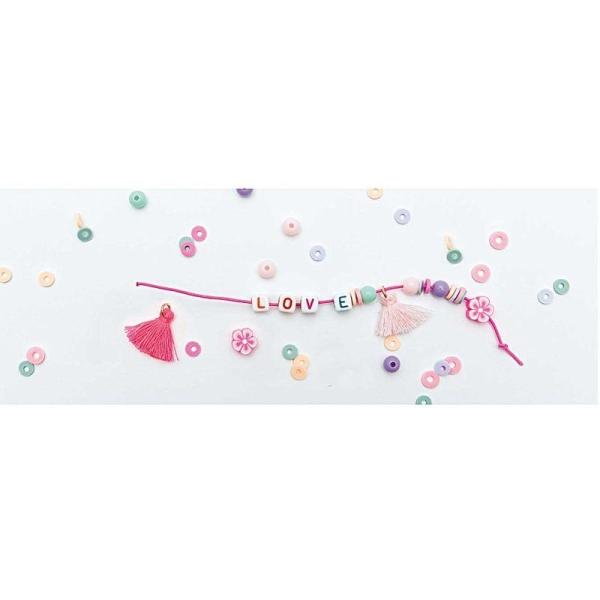 Kit bijou - Bracelet Love - Photo n°3