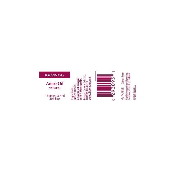 Arôme extra fort - Anis - 3.7 ml - Photo n°2
