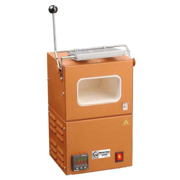 Four Metalclay 1000 avec régulateur et sonde, 900°C - Photo n°1