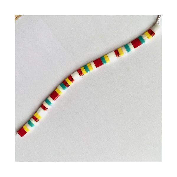 Kit Bracelet perles Tila Multicolore - Photo n°4