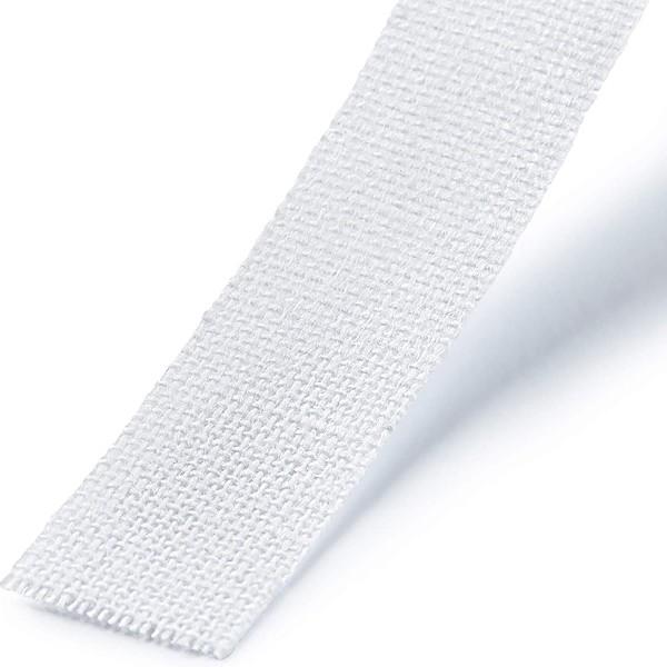 Ruban à marquer le linge - Blanc - 11 mm x 3 mètres - Photo n°2