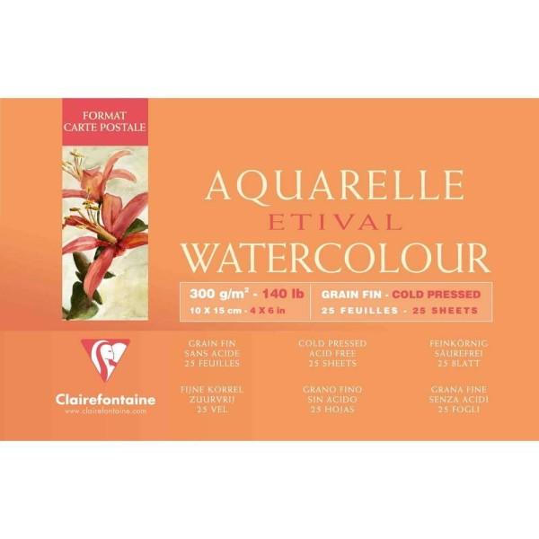 Bloc artiste Aquarelle