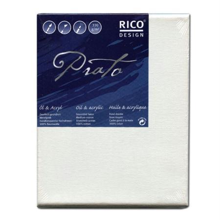 Châssis peinture 100% coton Prato 10x20x1,8 cm - Rico Design