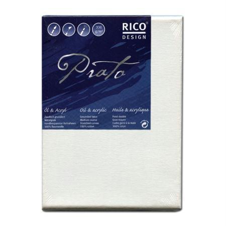 Châssis peinture 100% coton Prato 13x18x1,8 cm - Rico Design