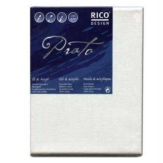 Châssis peinture 100% coton Prato 18x24x1,8 cm