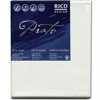 Châssis peinture 100% coton Prato 24x30x1,8 cm