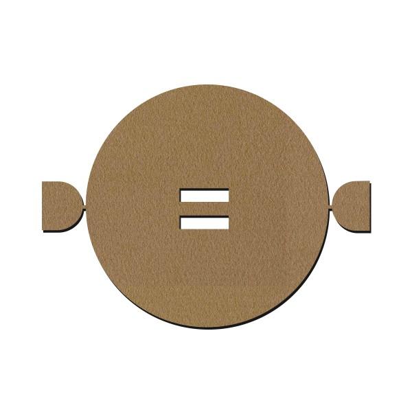 Kit support pour forme en bois - Moyen modèle - Photo n°1