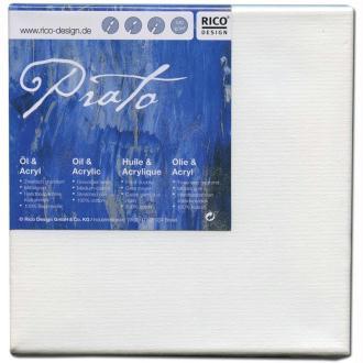 Châssis peinture 100% coton Prato 30x30x1,8 cm