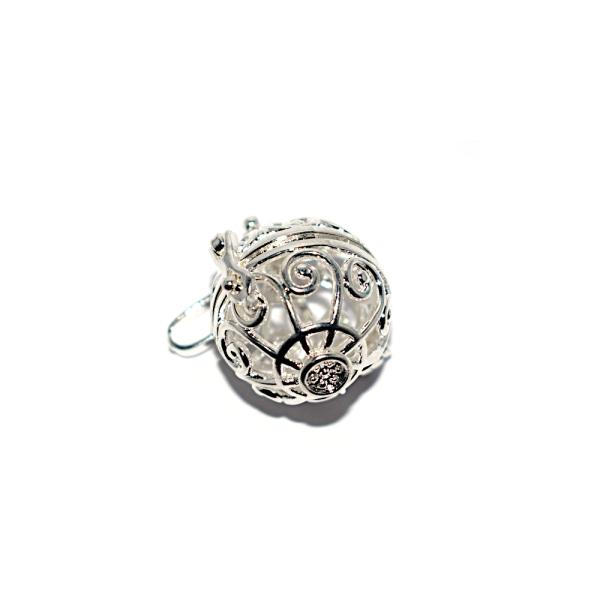 Pendentif cage pour bola de grossesse ornements - Photo n°1