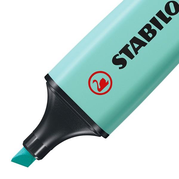 Pochette de surligneurs - Stabilo boss Pastel 3 - 4 pcs - Photo n°2