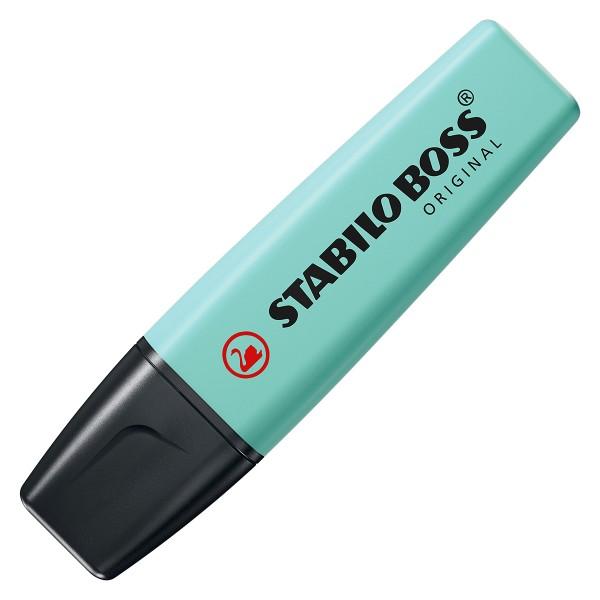 Pochette de surligneurs - Stabilo boss Pastel 3 - 4 pcs - Photo n°5