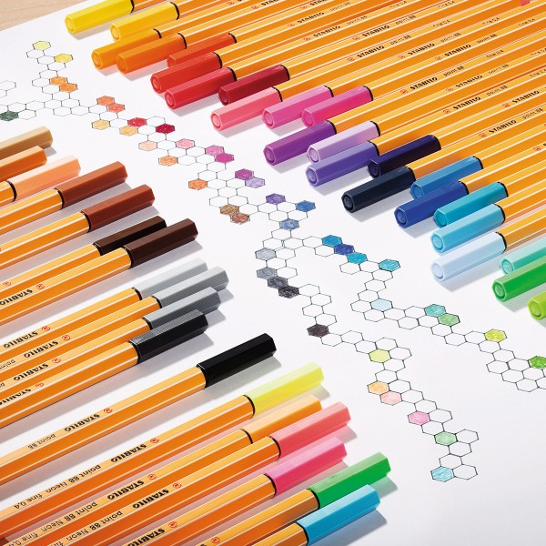 Stabilo Point 88 Colorparade - 20 pcs - Photo n°4