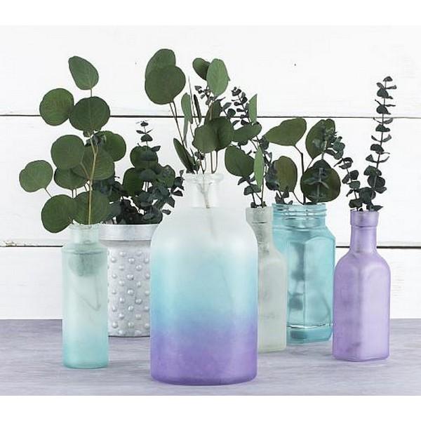 Frost Médium Enamel, FolkArt, 59 ml, effet Givré pour porcelaine et verre - Photo n°3