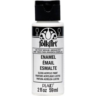 Frost Médium Enamel, FolkArt, 59 ml