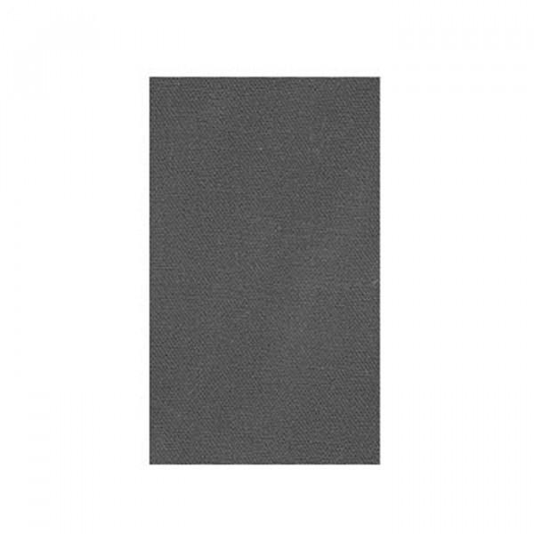 Toile thermocollante grise 100% coton 12x21cm - Photo n°1