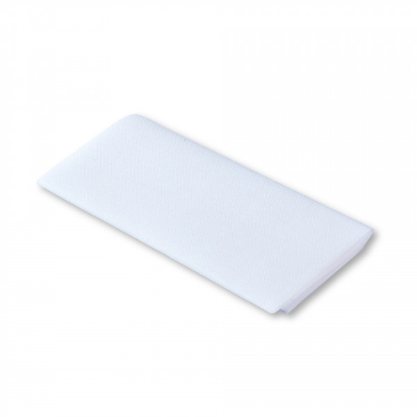 PRYM Pièce thermocollante coton 12x45 cm blanc - Photo n°1