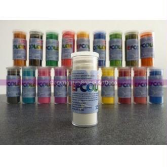 Poudre opaque 10 ml Efcolor pour émaillage à froid à 150°C