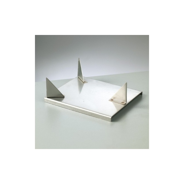 Support contre-émail, pour pièce de 9 à 14 cm, émaillage jusqu'à 1 200°C - Photo n°1