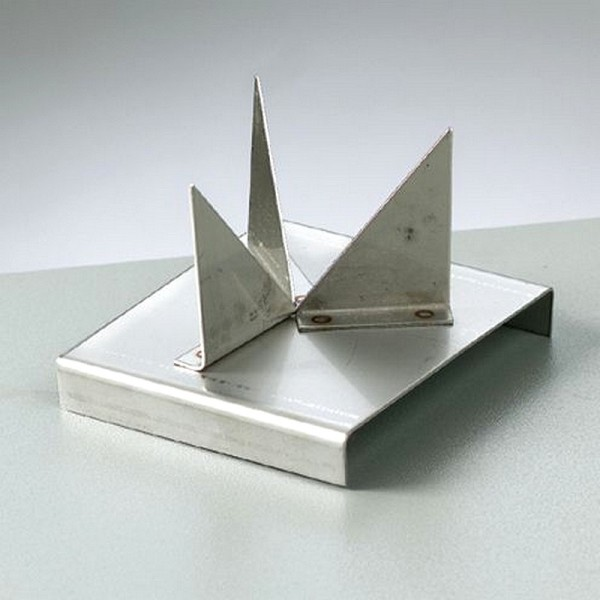Support contre-émail, pour pièce de 5 à 55 mm, émaillage jusquà 1 200°C - Photo n°1