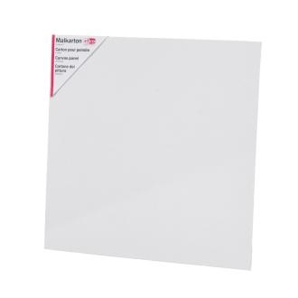 Carton entoilé Dim 40 x 40 cm / 3 mm