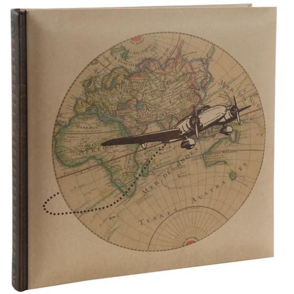 Livre d'or voyage ivoire - Photo n°1