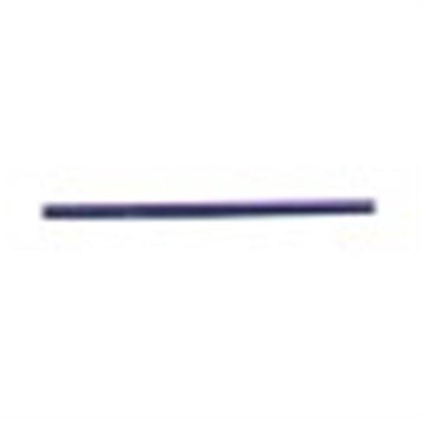 Bobine 50m lacet aspect cuir 2mm violet - Photo n°1