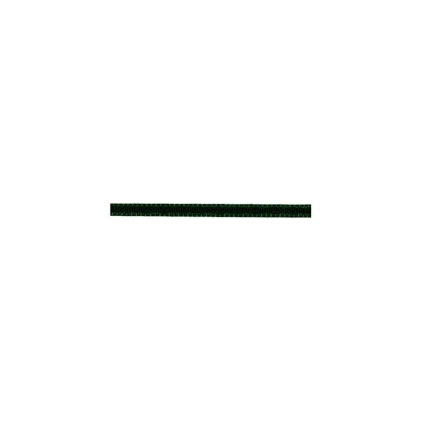Bobine 100m Ruban comète 3 mm vert kaki - Photo n°1
