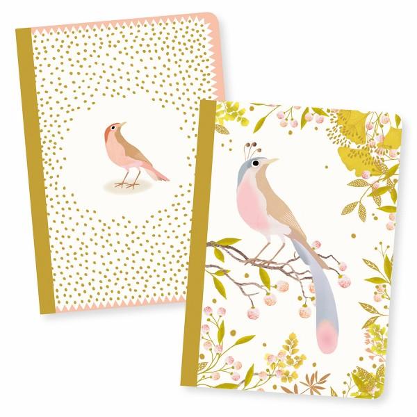 Petits Carnets de Notes Tinou - 10,5 x 15 cm - 2 pcs - Photo n°1