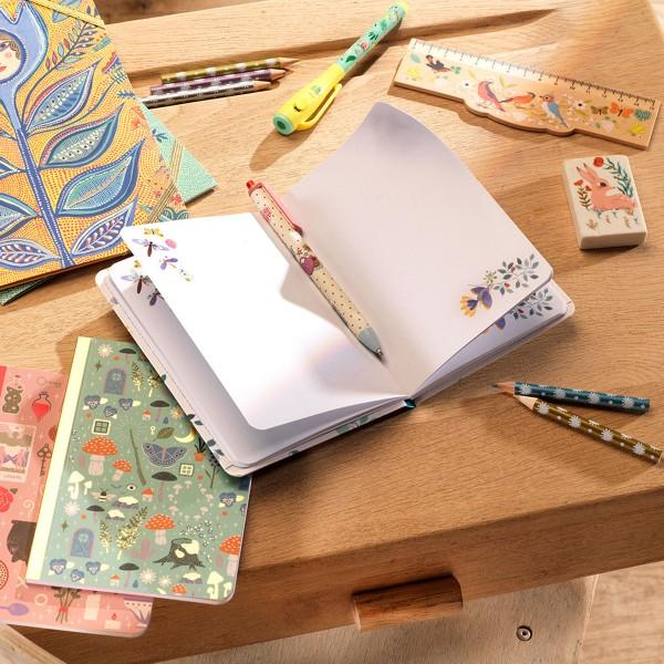Petits Carnets de Notes Camille - 10,5 x 15 cm - 2 pcs - Photo n°2