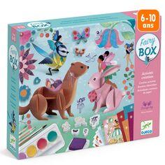 Coffret d'activités Djeco - Fairy Box