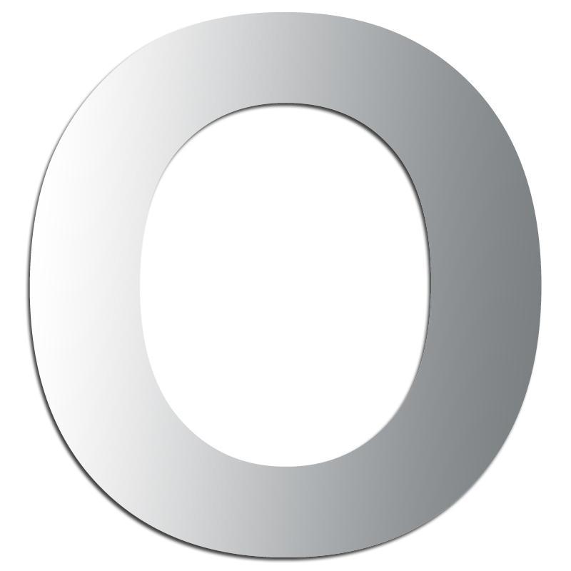 Miroir adh sif lettre o majuscule 3 3 cm lettre miroir adh sive creavea - K en majuscule ...