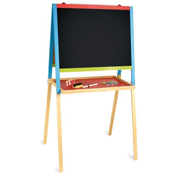 Tableau en bois sur chevalet - 105 x 56 cm - Photo n°4