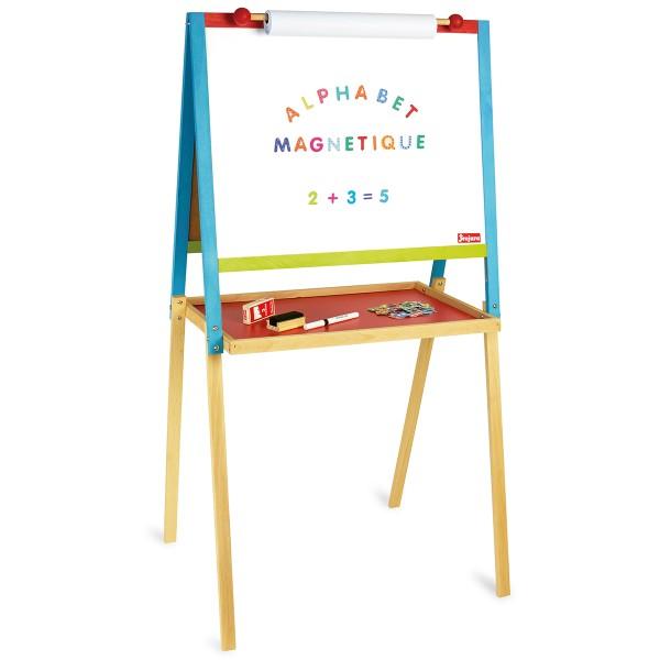 Tableau en bois sur chevalet - 105 x 56 cm - Photo n°5