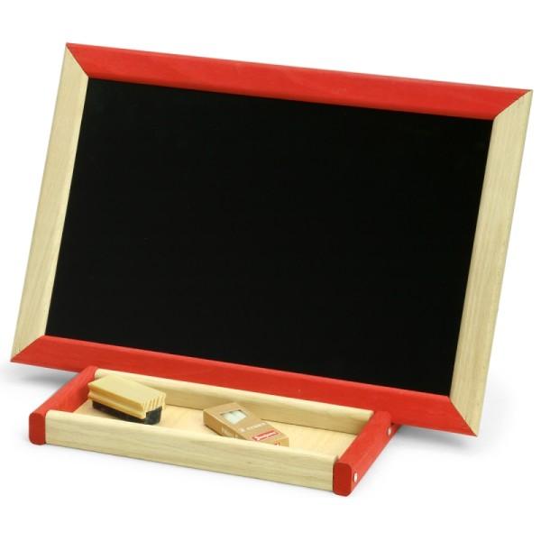Tableau en bois - Mon tableau d'activités - 44 x 30cm - Photo n°4