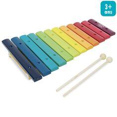 Xylophone en bois - 12 notes