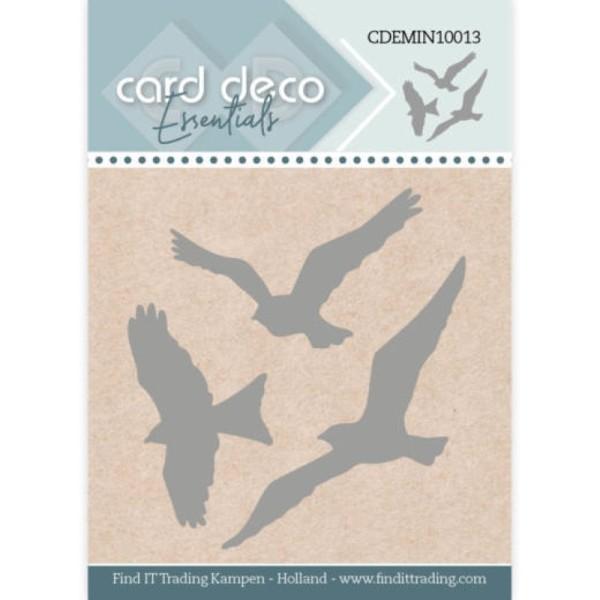 Die - CDEMIN10013 - Vol d'Oiseaux 4,8 x 5,1 cm - Photo n°1