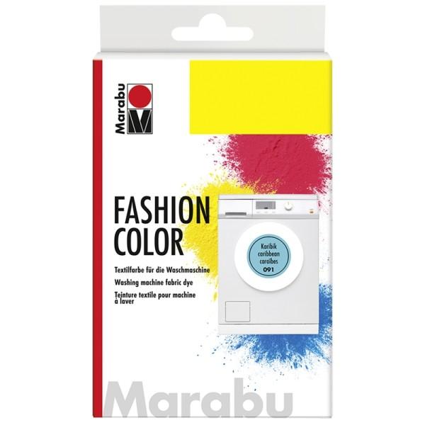 Teinture textile ''Fashion Color'', bleu foncé 053 - Photo n°1
