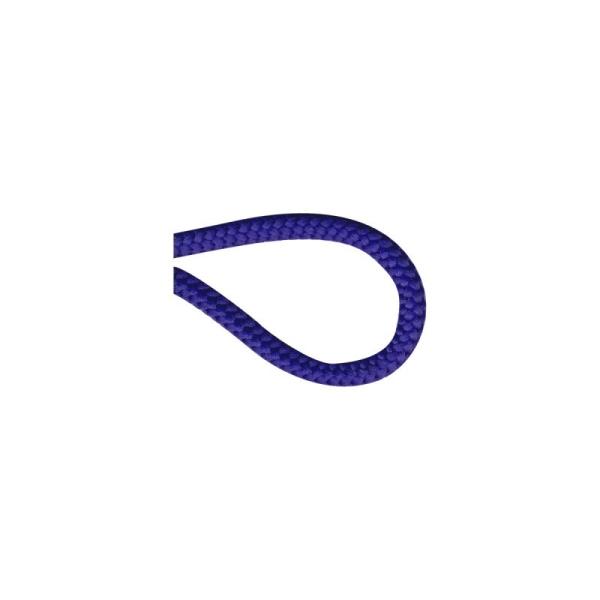 Bobine 25m Cordon tricoté 4.5mm violet - Photo n°1