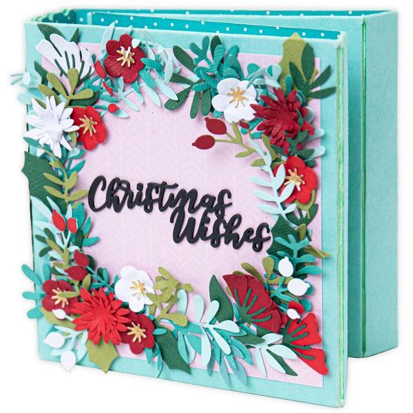 Matrice Sizzix Thinlits - Décorations de Noël - 20 pcs - Photo n°2