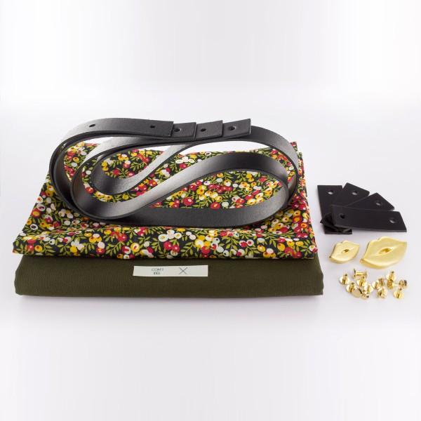 Kit Couture Sac Cabas - La Toulousaine - 48 x 63 cm - Photo n°3