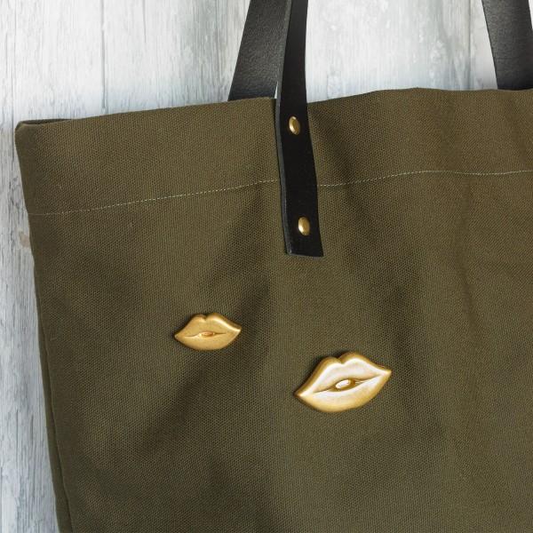 Kit Couture Sac Cabas - La Toulousaine - 48 x 63 cm - Photo n°4