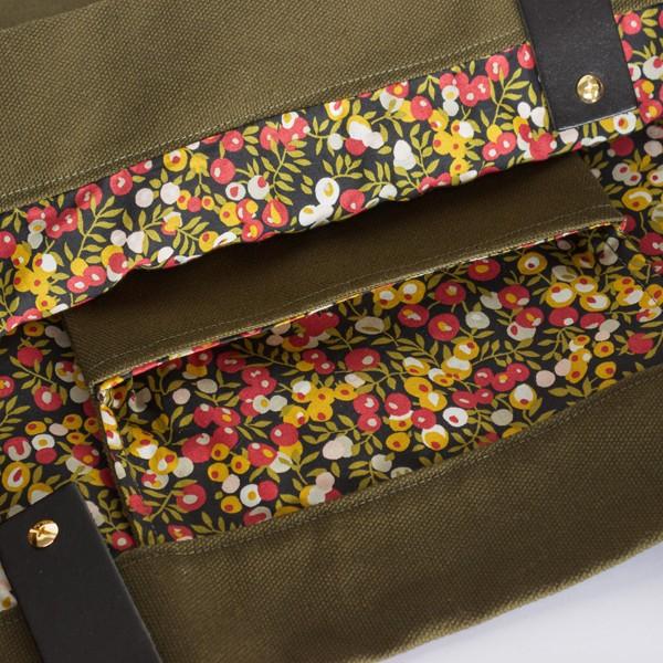 Kit Couture Sac Cabas - La Toulousaine - 48 x 63 cm - Photo n°5