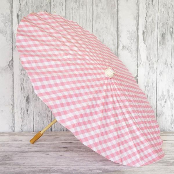 Kit DIY - Monture d'ombrelle à décorer + notice - 60 x 42 cm - Photo n°4