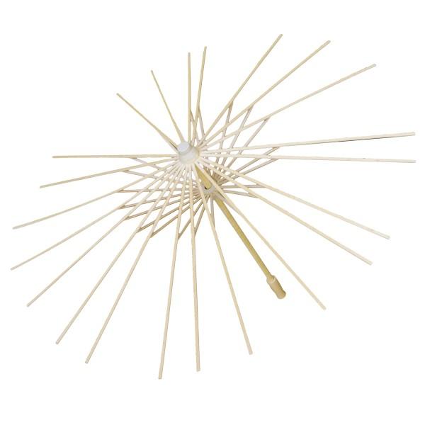Kit DIY - Monture d'ombrelle à décorer + notice - 60 x 42 cm - Photo n°5