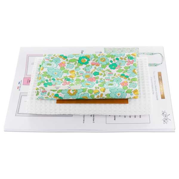 Kit Couture Tote Bag - Bobo Chic - 37 x 70 cm - Photo n°3
