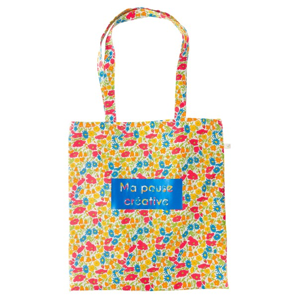 Kit Couture Tote Bag - Ma Pause Créative - 37 x 70 cm - Photo n°2