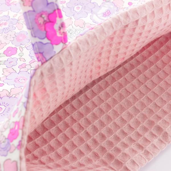 Kit Couture Tote Bag enfant - Coeur & Liberty - 25 x 56 cm - Photo n°6