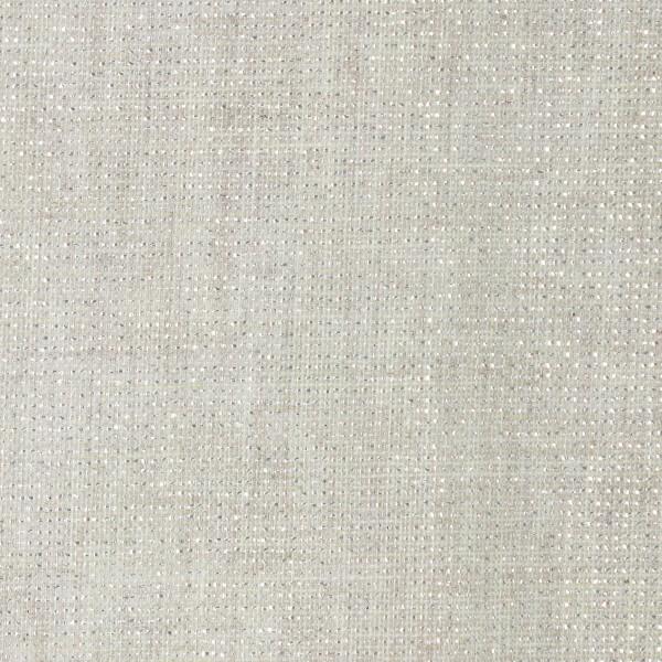 Tissu Lurex - Argenté - Vendu par 10 cm - Photo n°1