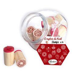 Kit Stampo Bocal - Comptoir de Noël - 14