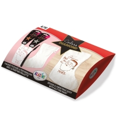 Kit DIY Noël - Customiser une chaussette de Noël